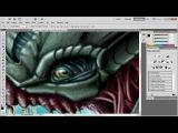 Серия Photoshop уроков по цифровому рисованию (для начинающих). Урок 2